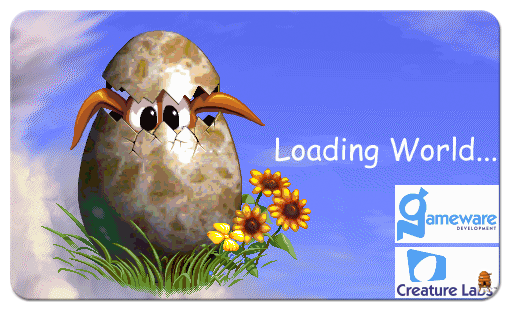 The Lovely Creatures 1 Loading Screen