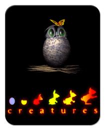 An Artificial Life Game Series