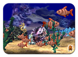 Creatures Artemia Sea Metaroom