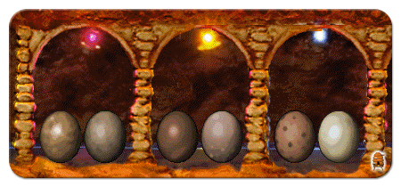 A New Set of Egg Sprites for Creatures 1