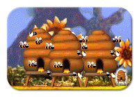The Creatures Hive and the Busy Buzzing Bees