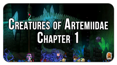 The First Video Chapter of a Creatures World