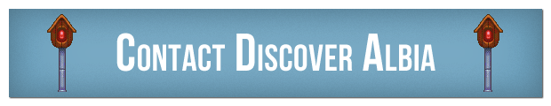 Submit Comments and Questions to Discover Albia