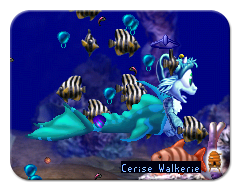 Swimming Around with a Colortrue Pearl Mermaid Norn