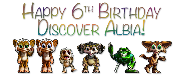 Celebrating Six Years of Creatures Blogging