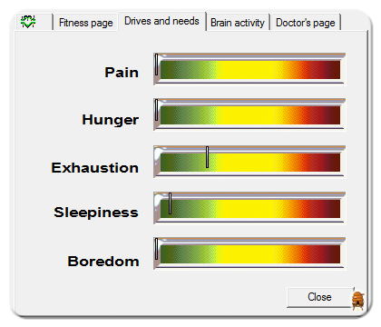 How Drives are Represented in the C1 Health Kit