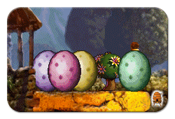 Another Set of Fancy Creatures Egg Sprites
