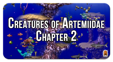 A Second Chapter of Underwater Fun in Creatures